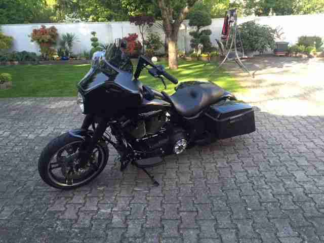 harley davidson street glide street 103 bagger topseller. Black Bedroom Furniture Sets. Home Design Ideas