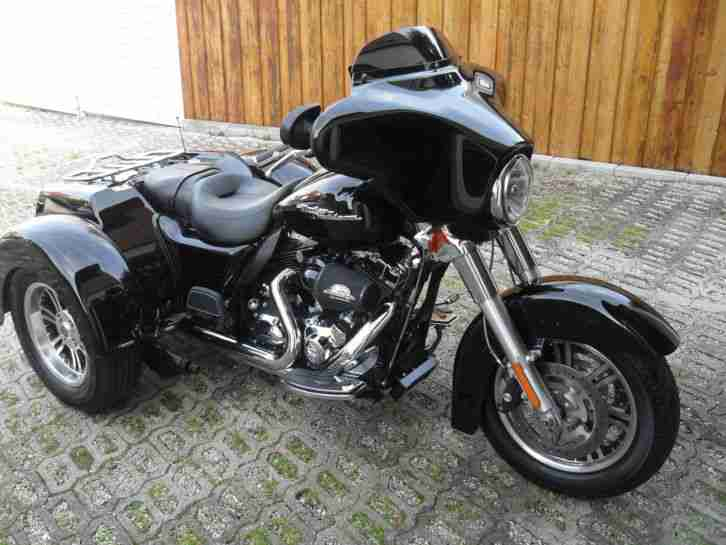 harley davidson street glide trike tourer mit topseller. Black Bedroom Furniture Sets. Home Design Ideas