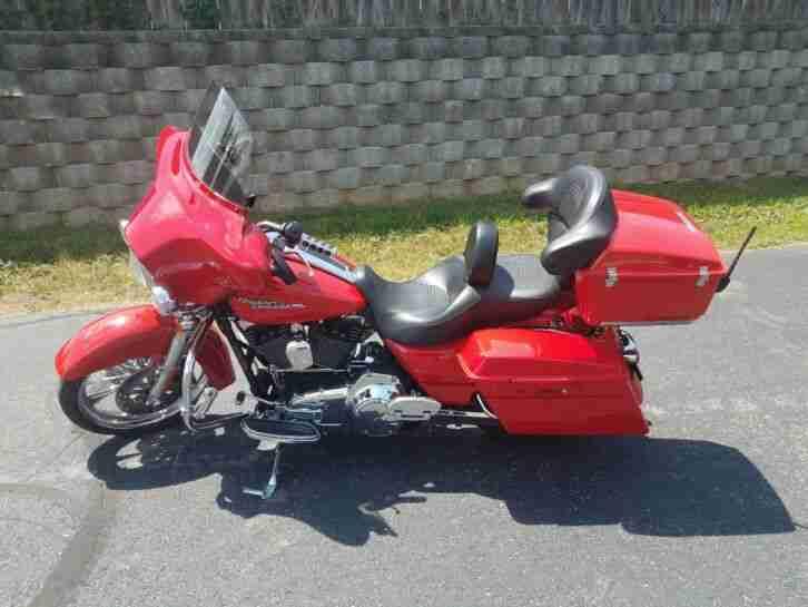 Harley Davidson Street Glide, US Modell
