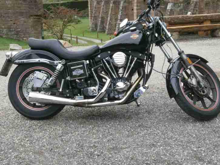 Harley Davidson Sturgis Shovel