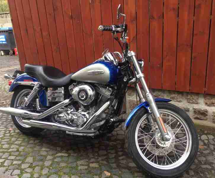 Harley Davidson Superglide 2009 Custom
