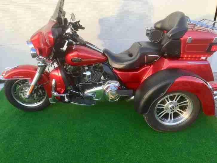 Harley Davidson Tri Glide, Trike