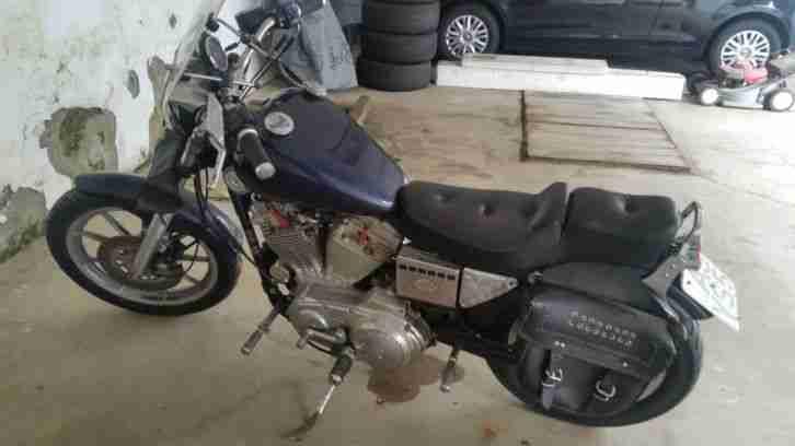 Harley Davidson Usa Maschine 883 Topseller Harley