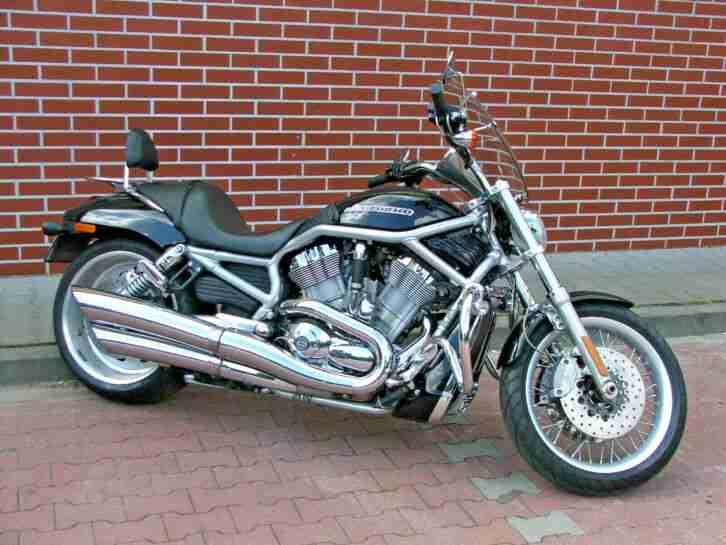 Harley Davidson V Rod 2009 Bj.