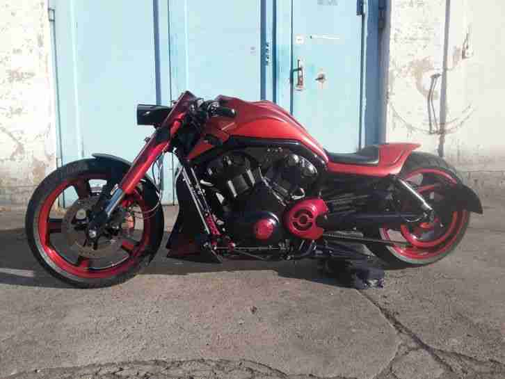 Harley Davidson V Rod Night Rod Muscle