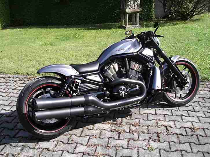 harley davidson v rod night rod special topseller harley. Black Bedroom Furniture Sets. Home Design Ideas