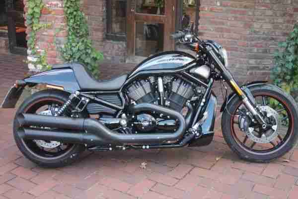 Harley Davidson V Rod Night Rod Special