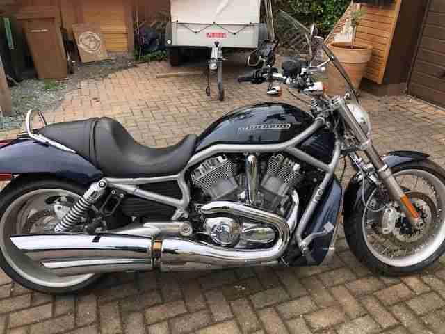 Harley Davidson Vrod VR1