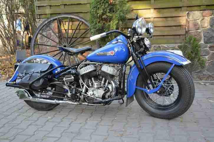 Harley Davidson WL47
