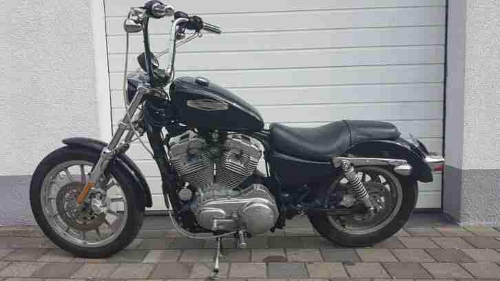 Harley Davidson XL883 Sportster Hugger Bobber no XL1200 Fat Boy Chicano Dyna Low