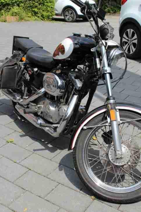 Harley Davidson XLH 1000 Ironhead