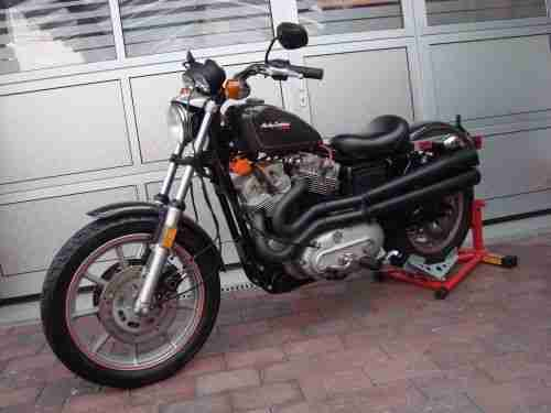 Harley Davidson XR1000 TOP