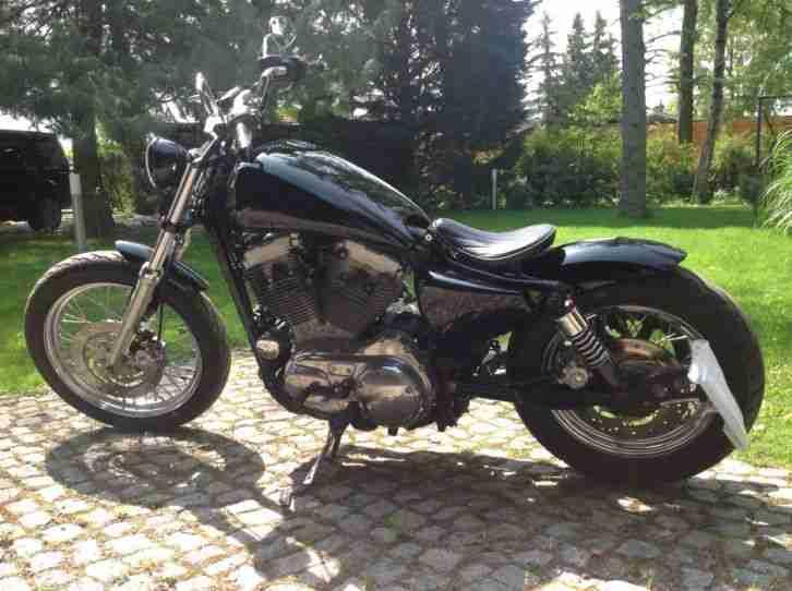 Harley Davidson : sehr schöne Sportster