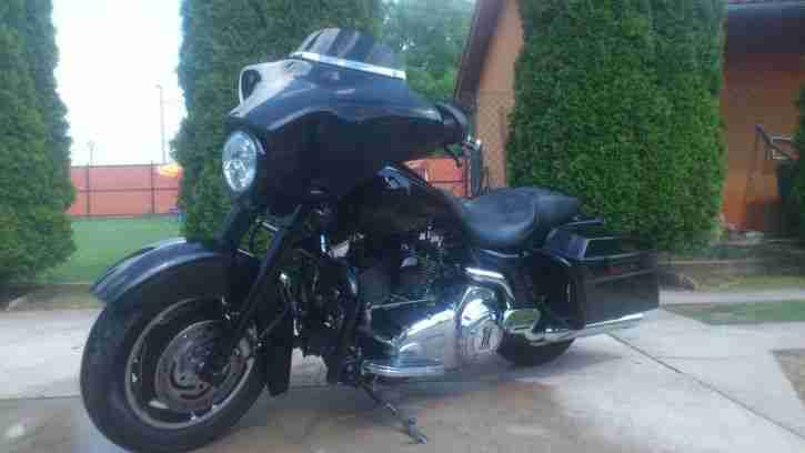 Harley Electra 2007