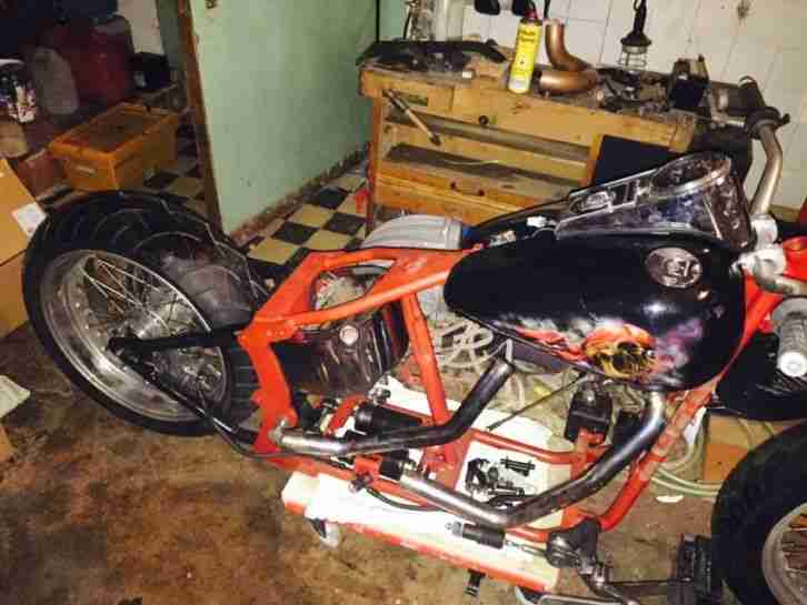 Harley Rolling Chassis