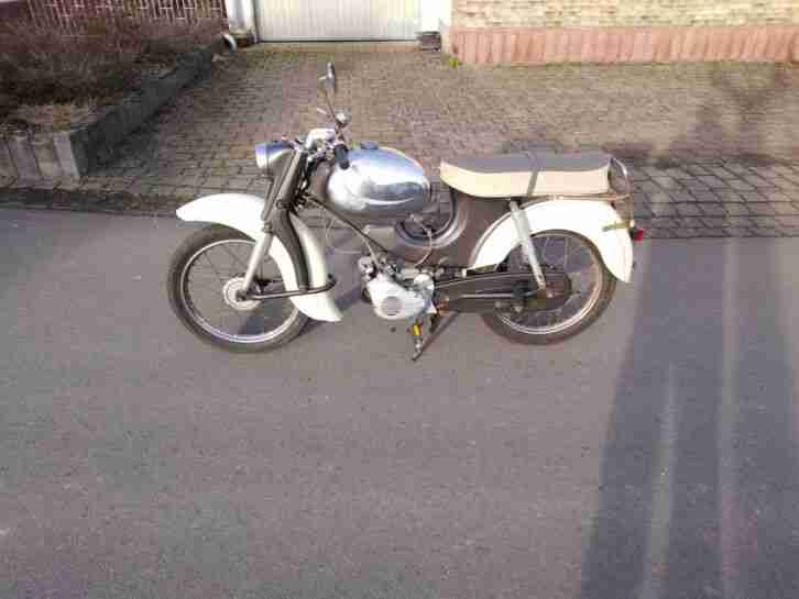 Hecules Moped 220 PL Bj 1967 unverbastelter Orignalzustand Oldtimer