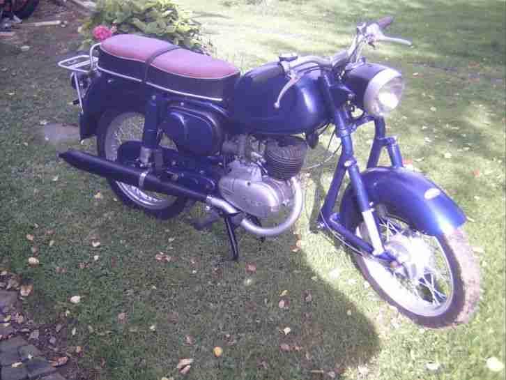 Hercules K 101 Oldtimermotorrad