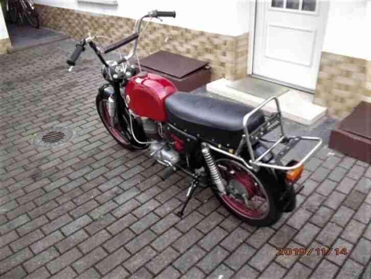 Hercules K103S mit Papieren Moped Motorrad Oldtimer
