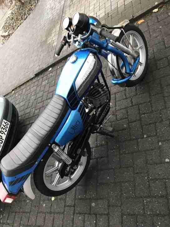 Hercules K50 Kleinkraftrad