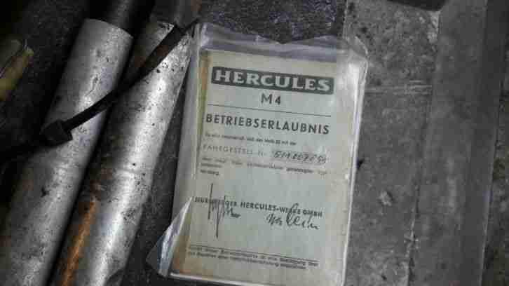 Hercules M 4