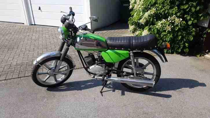 Hercules MK2 Mokick Moped Roller
