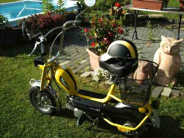 Hercules Mofa City bike C1 gebraucht