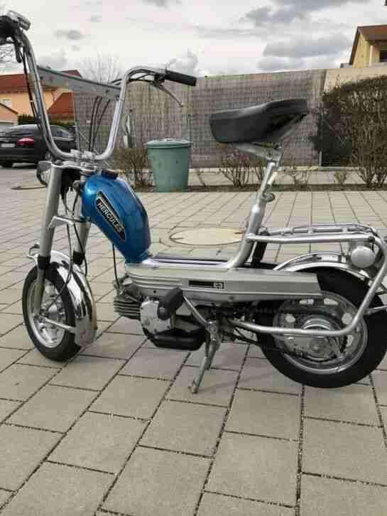 Hercules Mofa City bike C3 gebraucht