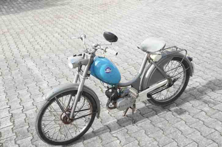 Hercules Moped 221 T Baujahr 1966 unverbastelt