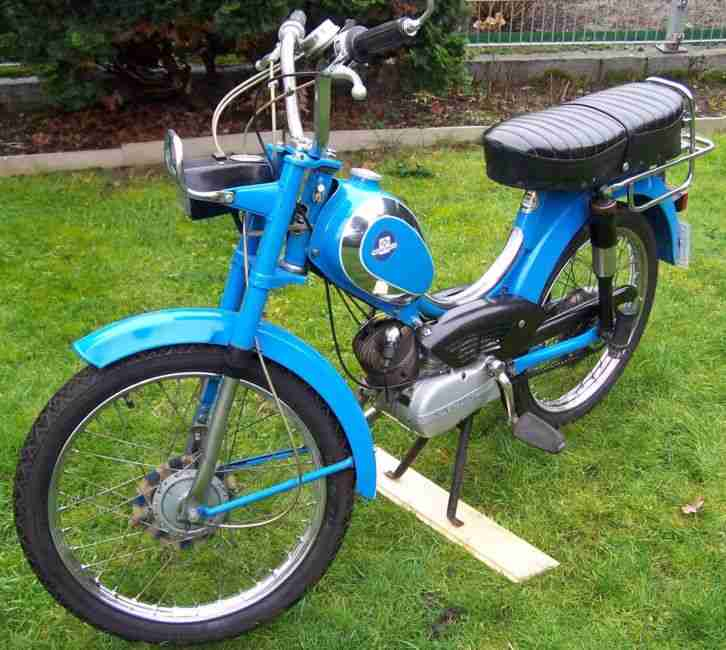 Moped MP 4 2 Gang Handschaltung