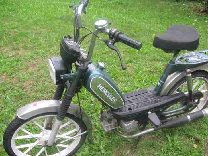 hercules optima 3s 50km h moped 2749km mit hercules. Black Bedroom Furniture Sets. Home Design Ideas