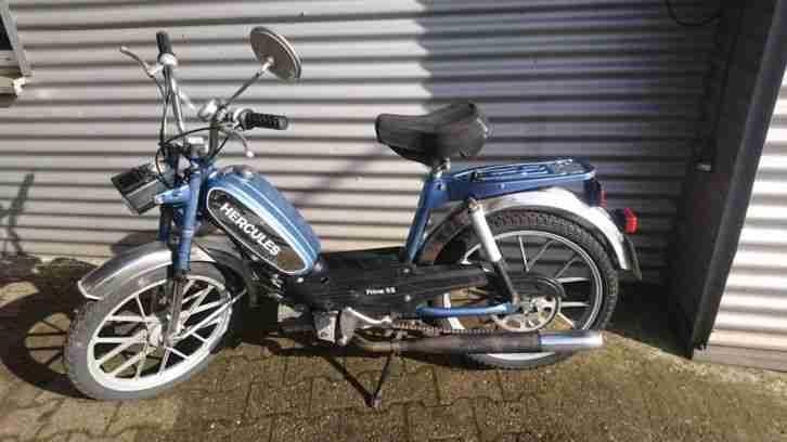Hercules Optima Mokick Moped Mofa Prima 5S M5 P3 2 Gang