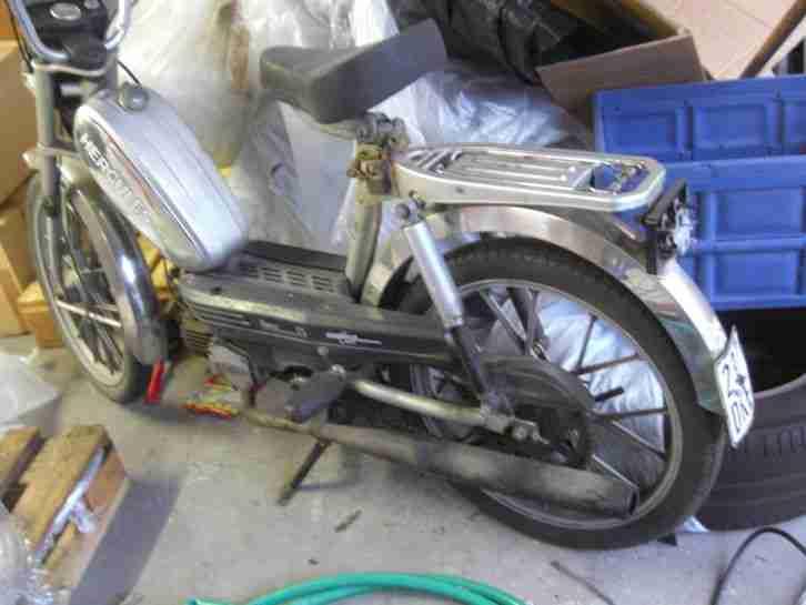 Hercules Prima 5 Moped