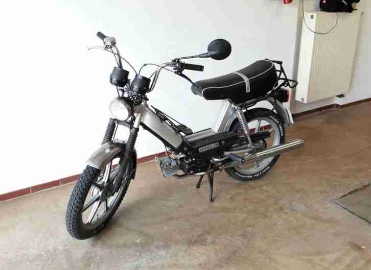 Hercules Sachs Supra 3D Moped 50 km h mit Papieren (No Prima)