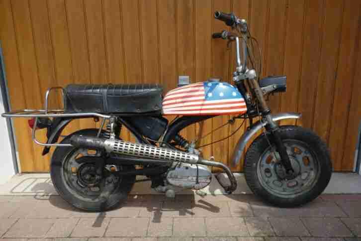 Hercules Sport Bike Bauj. 1972