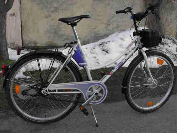 Hercules electra ebike E Bike Mofa FmH Torpedo Nabenschaltung Fahrrad