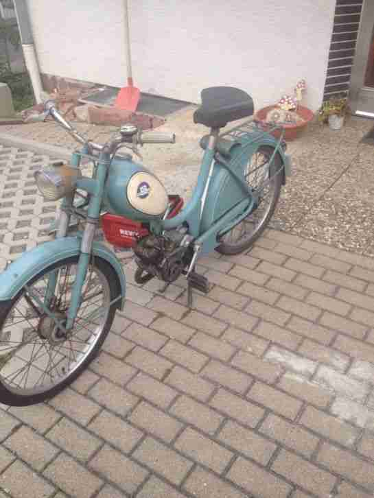 Herkules 221T Moped