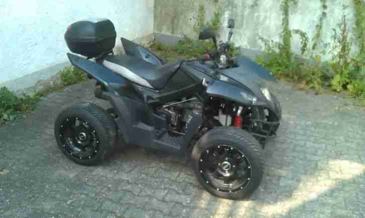 Herkules Adly Quad
