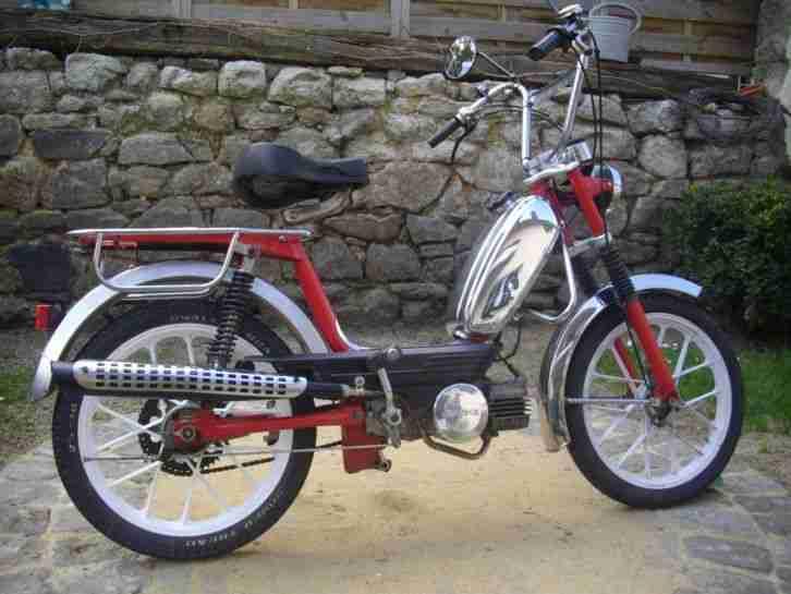Herkules Hobby Rider HR 2 Mofa