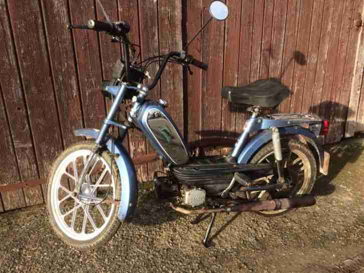Herkules Prima 5 5S Mofa 2 Gang Scheckheft Moped Puch