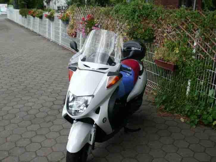 Honda 125 ccm Pantheom , Bmw M Style, Nur 1 mal.,, muss letzten Mal,,