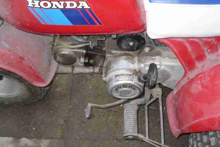 Honda 4Speed Quad Dreirad