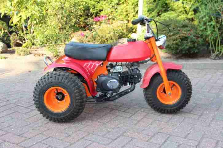 Honda Atc 70 Monkey Trike