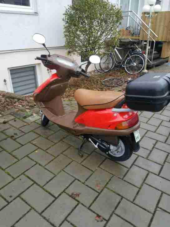 Honda Bali 50 ccm Restauriert