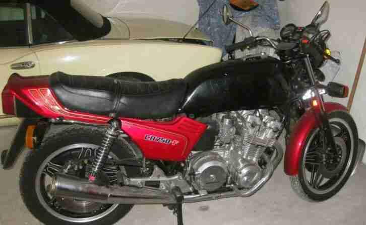 Honda Bol d or 750 Bolle CB 750 F Oldtimer Klassiker 1. Hand BJ 81 cb 750 four