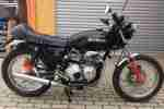 CB 400 F mit Marzocchi, 4in 1 Marving,