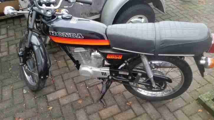 Honda CB 50 J Oldtimer