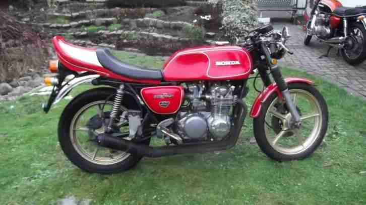 CB 500 Four K0 , Bj 1971 Racing Cafe
