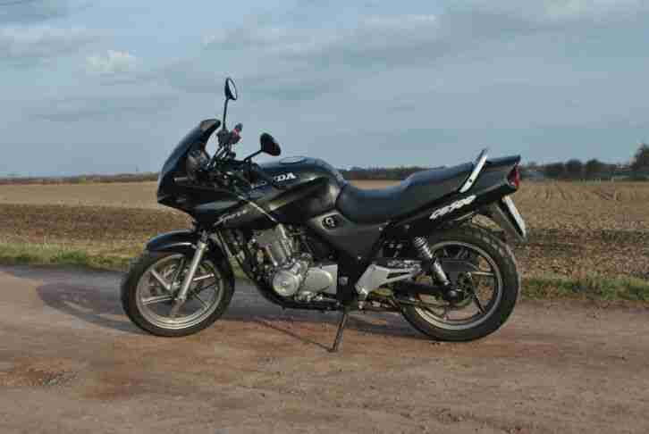 Honda CB 500 S frisch aus der Wartung TÜV Neu