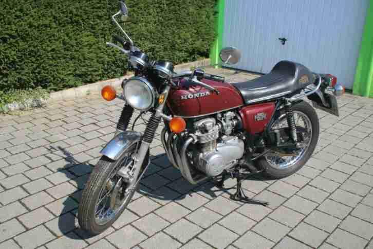 Honda CB 550 Four K2