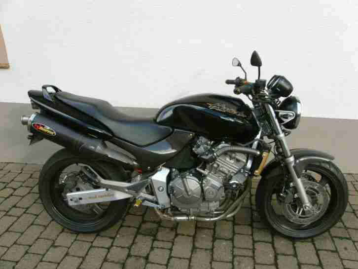 Honda CB 600, PC34, viele edle Teile